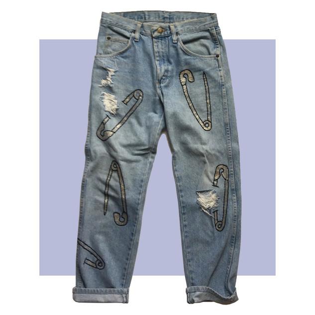 Safety Pin Pants