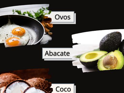 Os 3 Melhores Alimentos da Low Carb