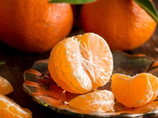 Pode comer Tangerina na Dieta Low Carb?