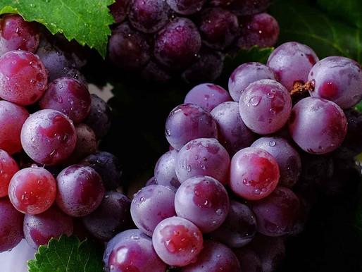 Pode comer Uva na Dieta Low Carb?