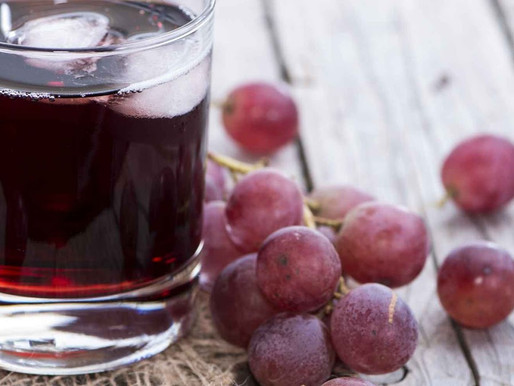 Pode beber Suco de Uva integral na Dieta Low Carb?