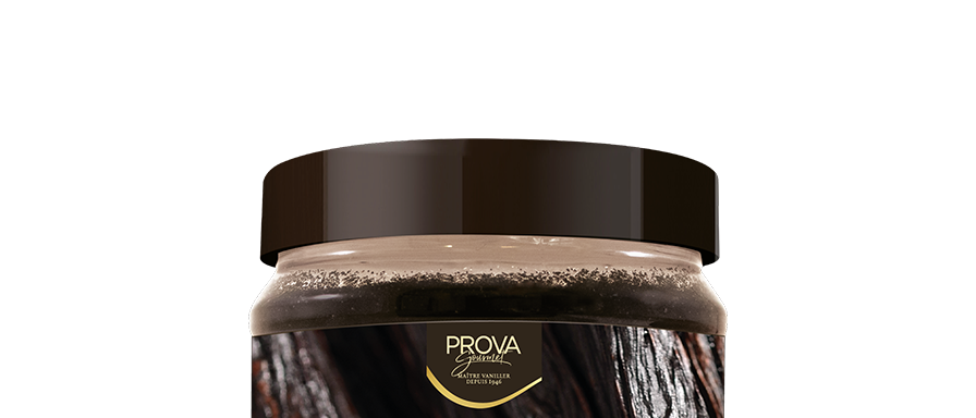 מחית וניל טהורה בורבון 500 גרם PROVA