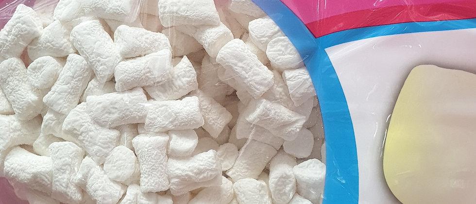 סוכריות מיני מרשמלו לבן 500 גרם