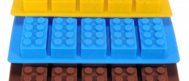 תבנית סיליקון - לגו - דגם 3