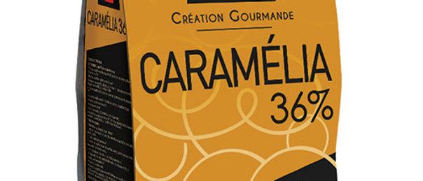 """CARAMELIA 36%  שוקולד חלב קרמליה - 1 ק""""ג"""