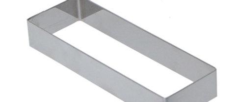 """רינג מלבן 30X10 ס""""מ גובה 4-6.5 ס""""מ"""