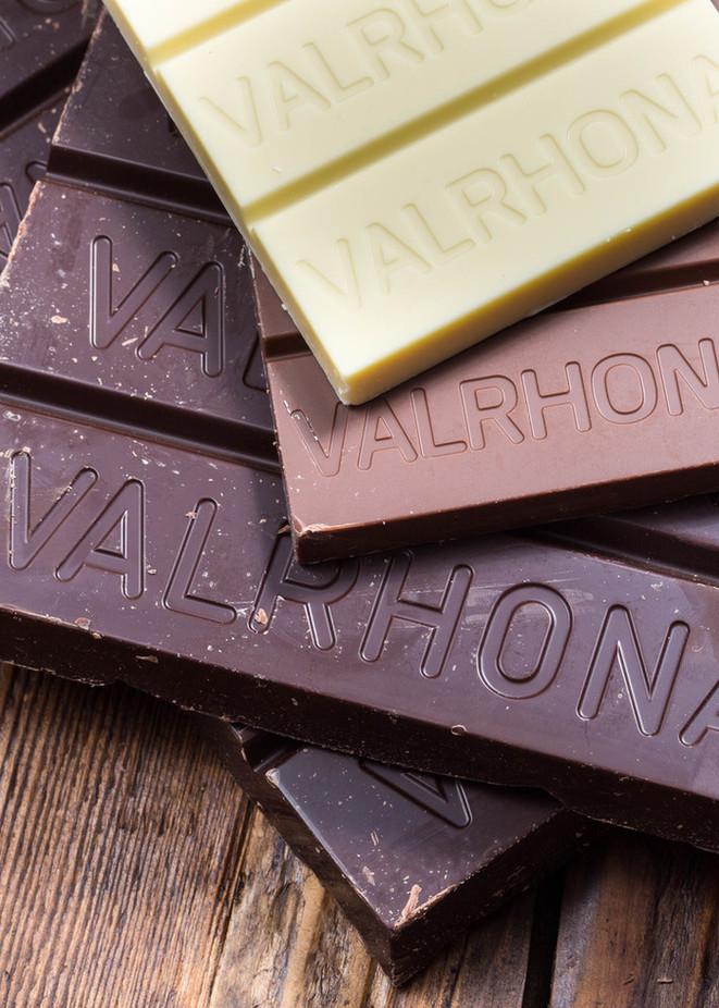 שוקולד VALRHONA