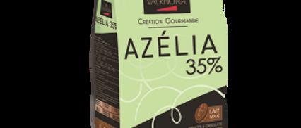 """AZELIA 35% שוקולד חלב - 1 ק""""ג"""