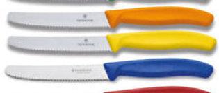 "סכיני ויקטורינוקס 4 יחידות - 11 ס""מ"