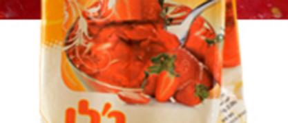 אבקה להכנת ג'לי - תות\אננס\משמש - 1 ק״ג