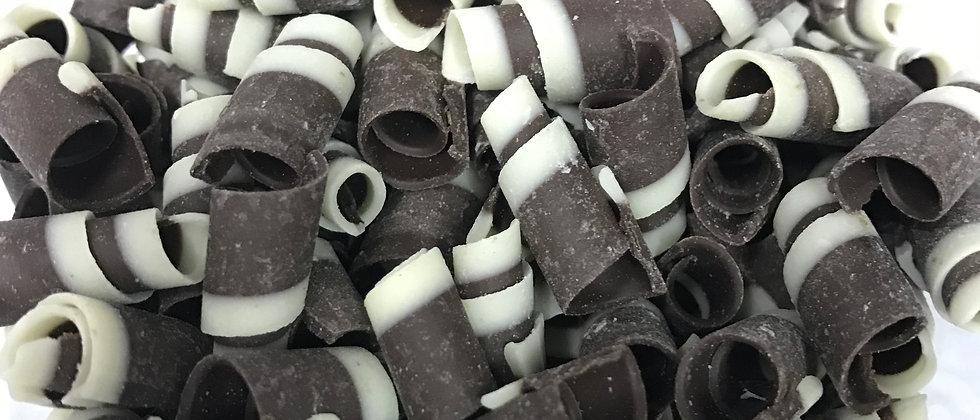 תלתלי שוקולד - חלבי