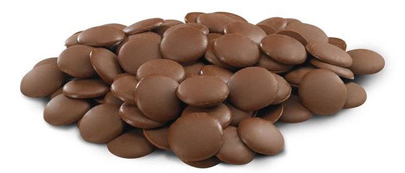 """שוקולד חלב איטלקי  32% - 1/2 ק""""ג"""