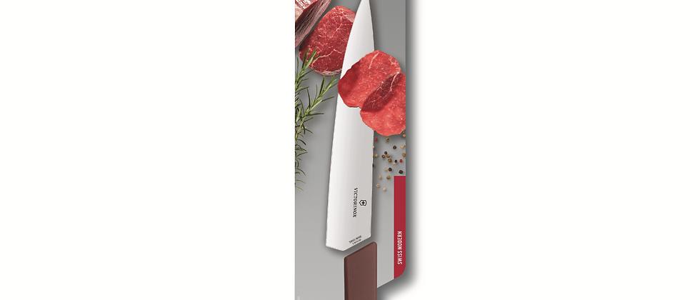 """סכין טבח 22 ס""""מ VICTORINOX"""