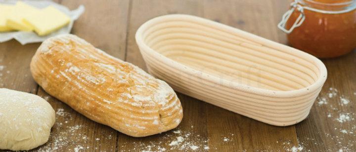 סלסלת התפחה מאורכת ללחם Birkmann