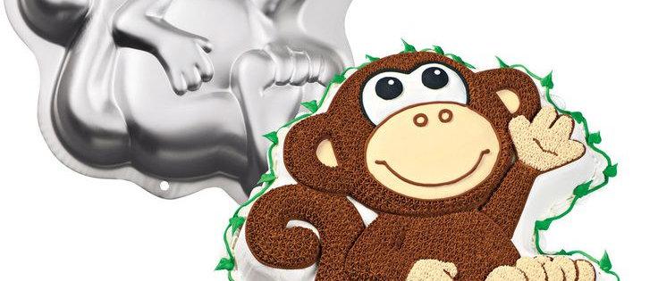 תבנית קוף - WILTON