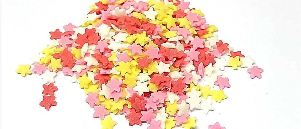 סוכריות כוכב - צבעים טבעיים