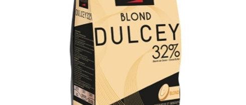 """DULCEY 32% שוקולד דולצ'ה - 1 ק""""ג"""