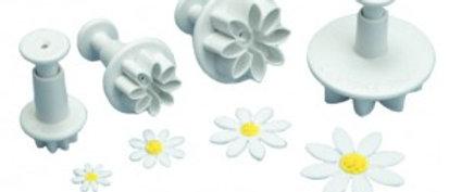 חותכני פרח 8 עלים - קפיץ