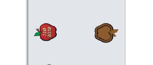 תבנית ליציקת שוקולד -קופסת תפוח