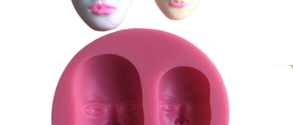 סיליקון פנים
