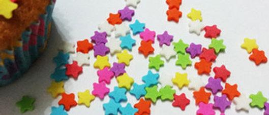 סוכריות כוכבים - צבעוני