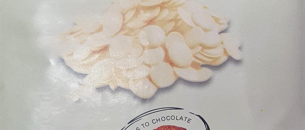 """שוקולד לבן 30% 1 ק""""ג - DLA"""
