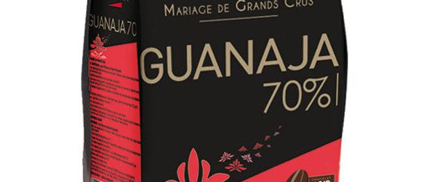 """GUANAJA 70% שוקולד מריר - 1 ק""""ג"""