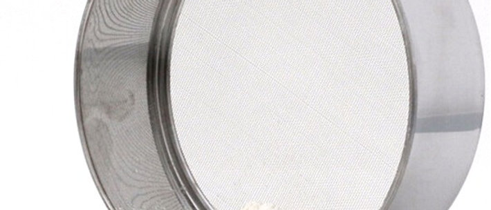 """נפת קמח נירוסטה - 20.5 ס""""מ"""