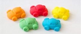 מכוניות קטנות מבצק סוכר