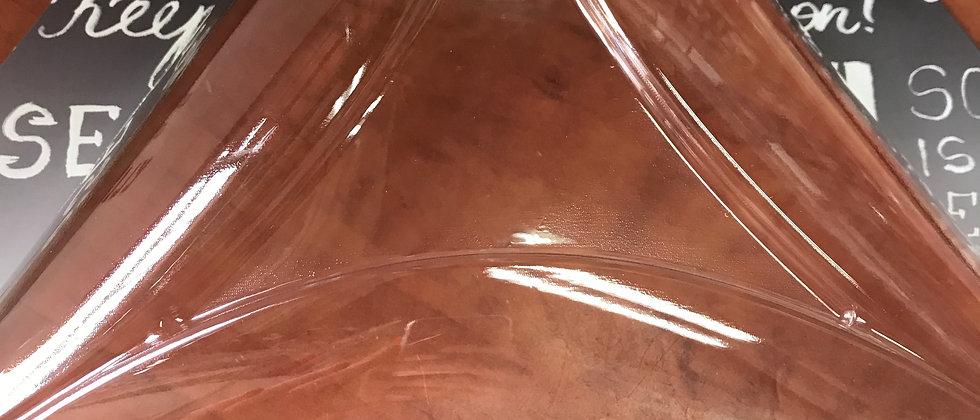 """תבנית אוזן המן ענקית - פלסטיק 24 ס""""מ"""