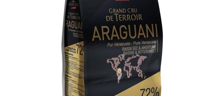 "ARAGUANI 72% שוקולד מריר - 1 ק""ג"