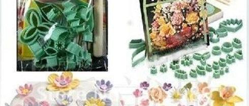 ערכה להכנת פרחים מבצק סוכר - WILTON