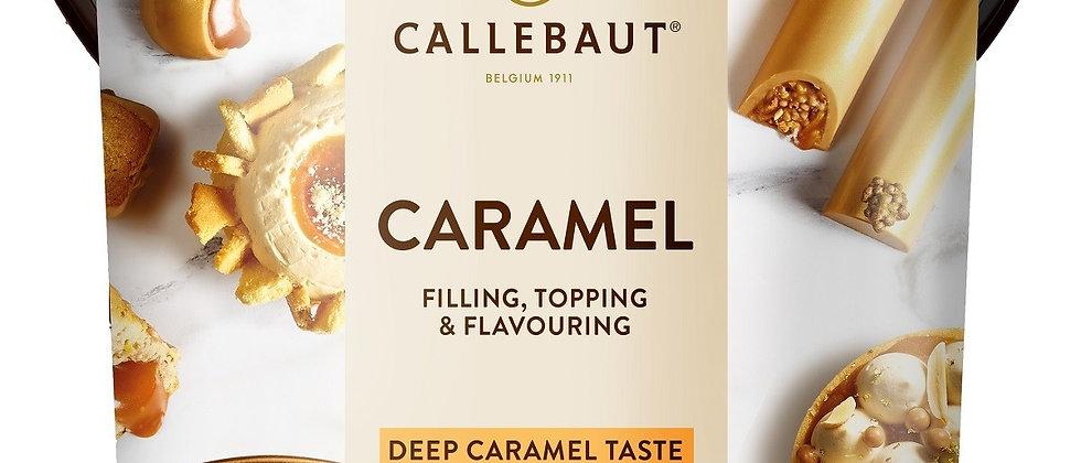 קרם קרמל 500 גרם Callebaut
