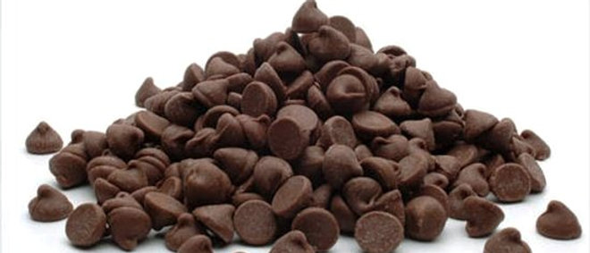 """שוקולד צ'יפס איטלקי 48% - 5 ק""""ג"""