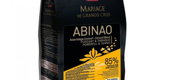 "ABINAO 85% שוקולד מריר - 1 ק""ג"
