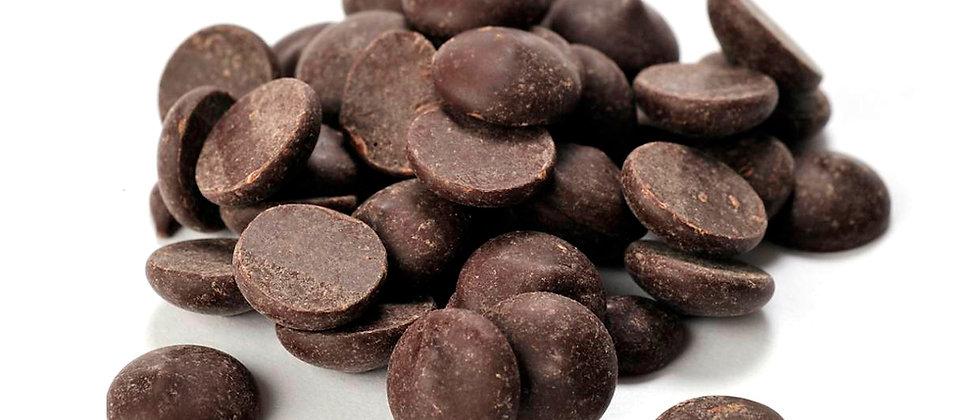 """שוקולד מריר לובקה 59% - 1 ק""""ג - כשל""""פ"""