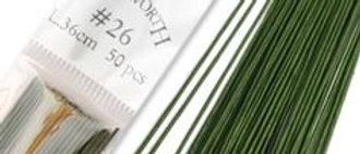 חוטי שזירה - חוט ברזל - ירוק