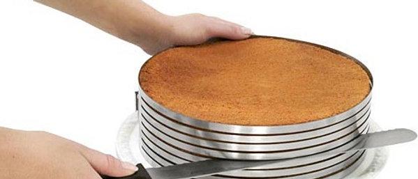 פורס עוגה - 6 שכבות