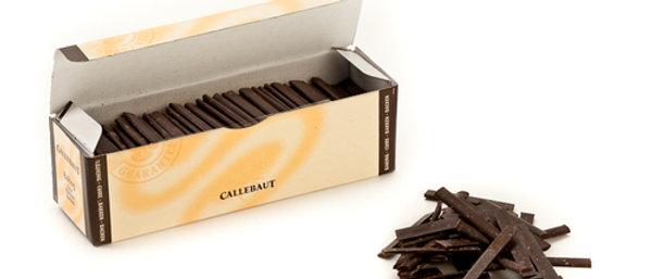 """אצבעות שוקולד מריר 1.6 ק""""ג  Callebau"""