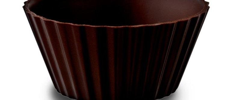 מנג'ט שוקולד למילוי - 24 יח'