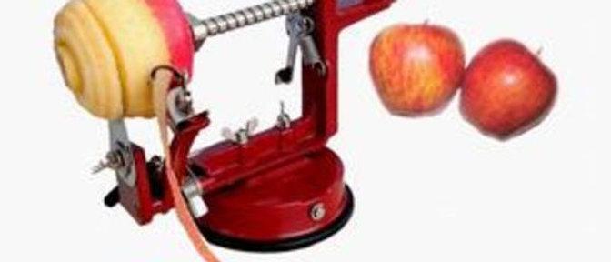 קולפן חכם לתפוחים