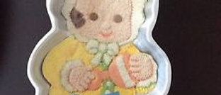 תבנית תינוק - WILTON