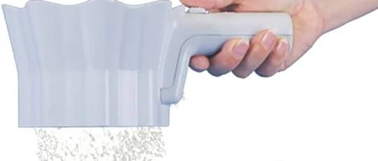 נפת קמח חשמלית ידנית כשרה