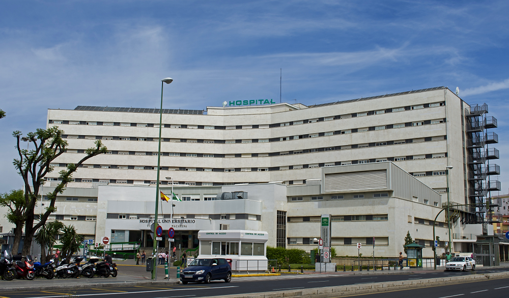 Hospital Universitario Virgen Macarena