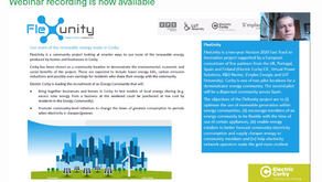FleXunity project on webinar – Enabling Green Recovery – South East Midlands