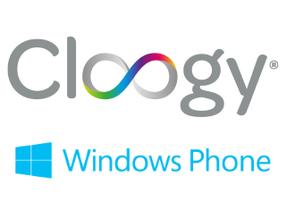 Cloogy já está disponível para Windows Phone