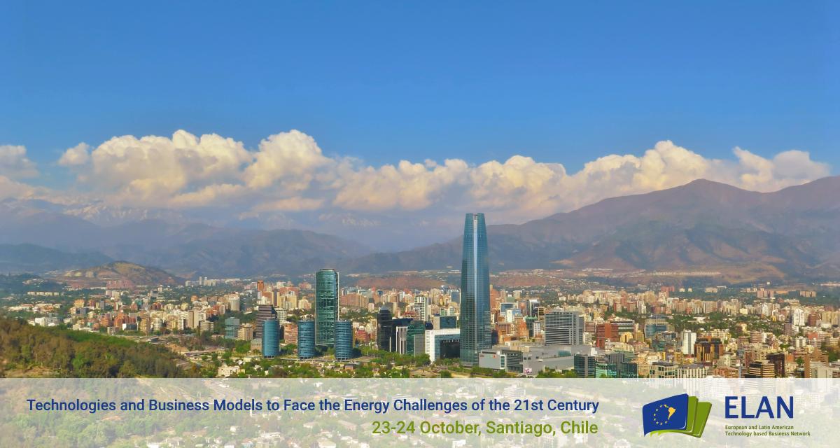 VPS at ELAN Network in Santiago, Chile