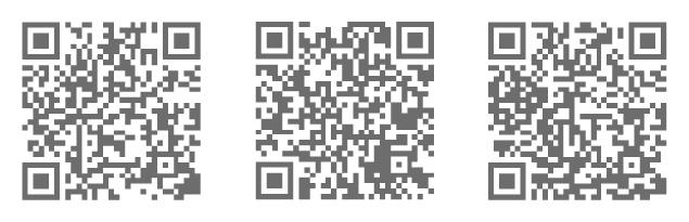 Cloogy App QR Codes