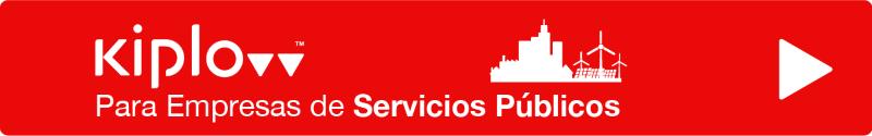 Kiplo para Empresas de Servicios Públicos