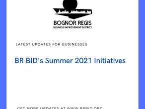 BID's Summer 2021 Initiatives